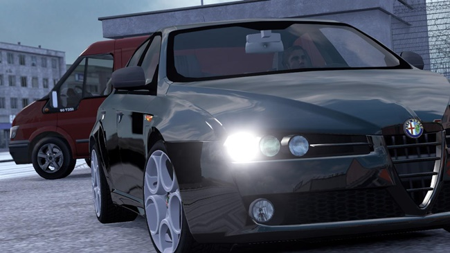 Photo of ETS2 – Alfa Romeo Giulietta V1R10 – (1.35)