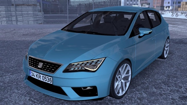 Photo of ETS2 – Seat Leon Araba Modu