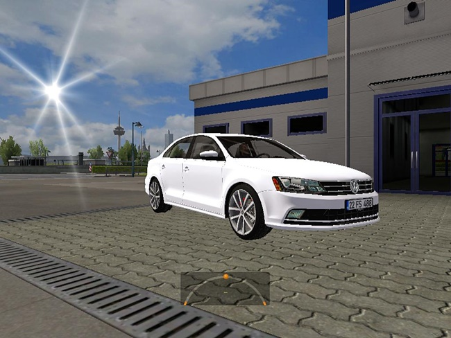 Photo of ETS2 – Volkswagen Jetta Araba Modu