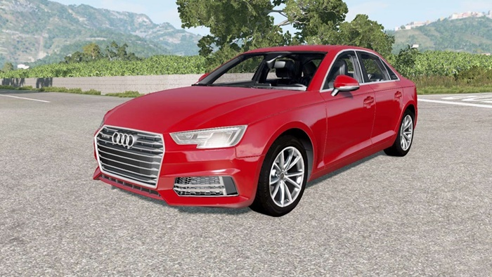 Photo of BeamNG – Audi A4 2016 Model Araba Modu