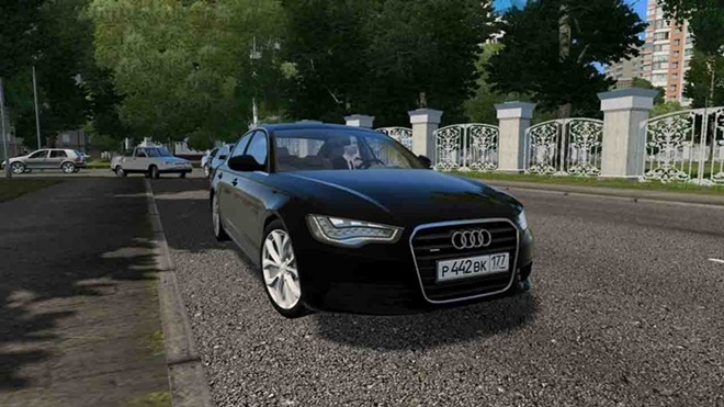 Photo of City Car Driving 1.5.9 – Audi A6 C7 Araba Modu