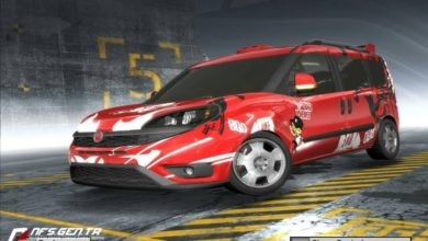 Photo of NFS Pro Street – Fiat Doblo