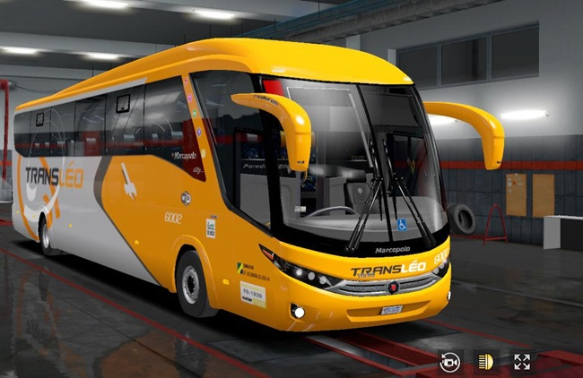 Photo of ETS2 – Marcopolo 4×2 Otobüs Modu V4.8