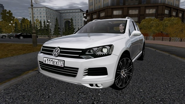 Photo of City Car Driving 1.5.9 – Volkswagen Touareg Araba Modu