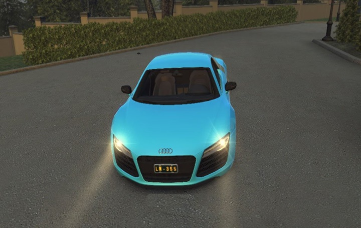 Photo of Mafia 2 – Audi R8 V10 Plus Coupe Araba Modu