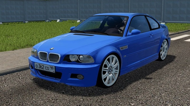 Photo of City Car Driving 1.5.9 – BMW M3 E46 Araba Modu
