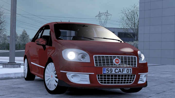 Photo of ETS2 – Fiat Linea V1R20