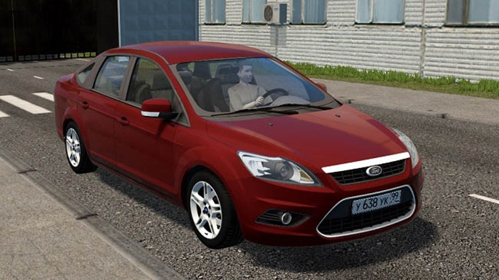 Photo of City Car Driving 1.5.9 – Ford Focus 2 Araba Modu