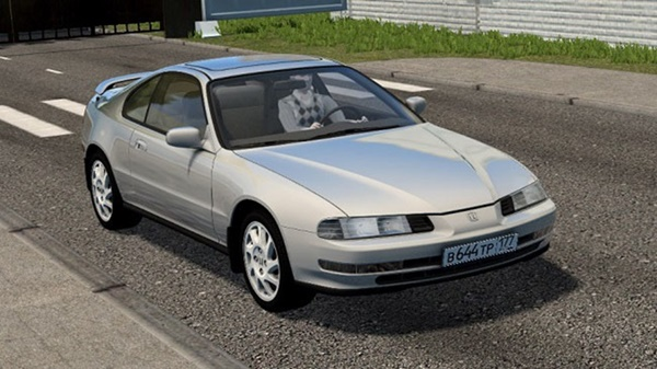 Photo of City Car Driving 1.5.9 – Honda Prelude 2.2 Si Vtec 1994 Model Araba Modu