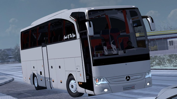 Photo of ETS2 – Mercedes-Benz Travego 2018 Special Edition V5.5