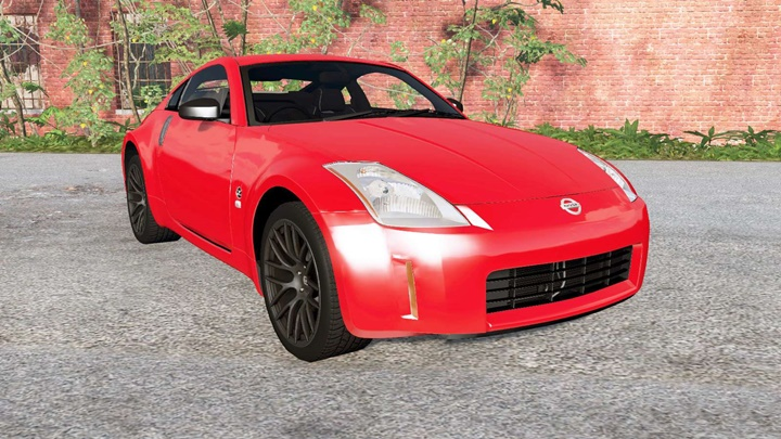 Photo of BeamNG – Nissan 350Z Araba Modu