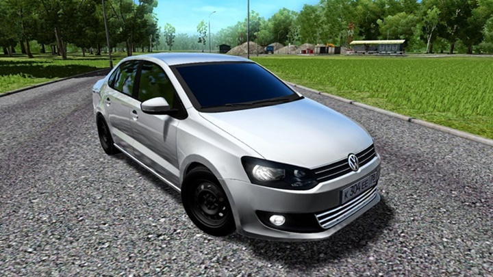 Photo of City Car Driving 1.5.9 – Volkswagen Polo Sedan 1.6 AT Araba Modu