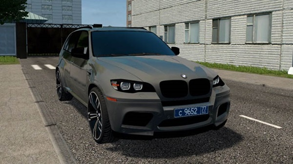 Photo of City Car Driving 1.5.9 – BMW X5M Araba Modu