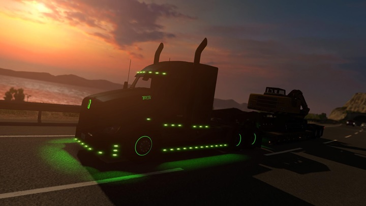 Photo of ATS – Kenworth T680 (The General)