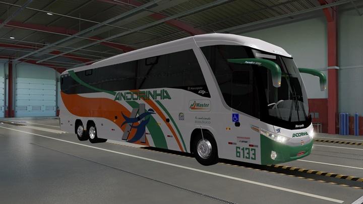 Photo of ETS2 – Marcopolo G7 1200 MB 6×2 Serisi