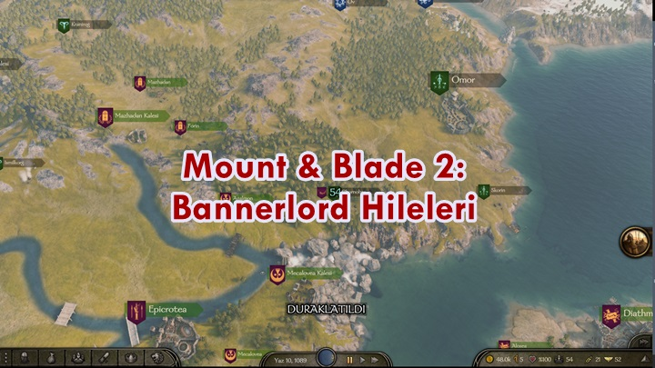Photo of Mount & Blade 2: Bannerlord Hileleri