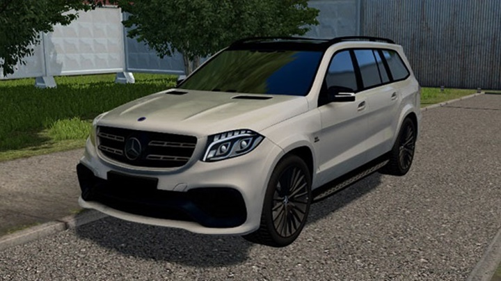 Photo of City Car Driving 1.5.9 – Mercedes-Benz GLS63 AMG Araba Modu