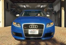 Photo of GTA 5 – Audi RS4 B7 2006 Model Araba Modu
