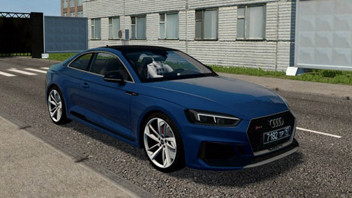Photo of City Car Driving 1.5.9 – Audi RS5 Coupe Araba Modu