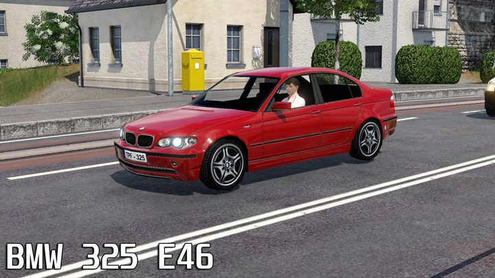 Photo of Transport Fever 2 – BMW 325 E46 Araba Modu