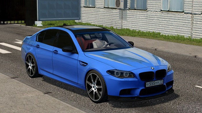 Photo of City Car Driving 1.5.9 – BMW M5 F10 Araba Modu