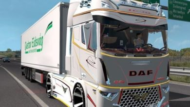 Photo of ETS2 – Daf Evo Wing (1.37.x)