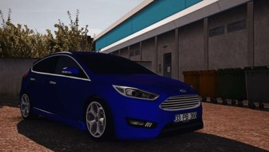 Photo of ETS2 – Ford Focus Hatcback – Sedan V3.5 (1.37)