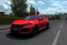 Photo of ETS2 – Honda Typer R Araba Modu (1.37)