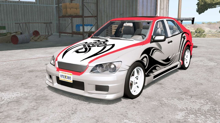 Photo of BeamNG – Lexus IS 300 (XE10) 2001 Model Araba Modu