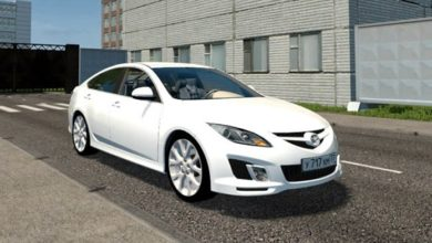 Photo of City Car Driving 1.5.9 – Mazda 6 Sport Araba Modu