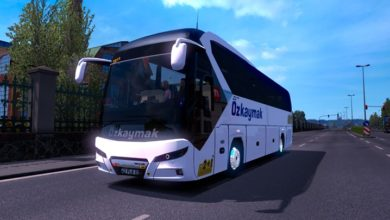 Photo of ETS2 – Neoplan Tourliner 2020 Model Otobüs Modu (1.37)