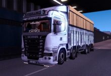 Photo of ETS2 – Scania R440 Kırkayak Modu (1.37)
