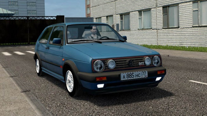 Photo of City Car Driving 1.5.9 – Volkswagen Golf GTI Araba Modu