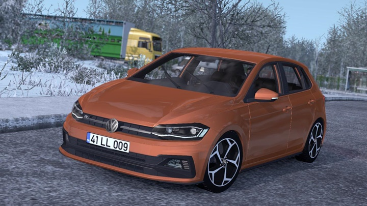 Photo of ETS2 – Volkswagen Polo R-Line V1R30 (1.37)