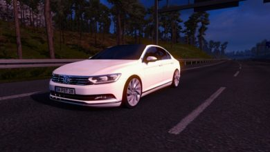 Photo of ETS2 / ATS – Volkswagen Passat / Arteon Araba Modu (1.37)