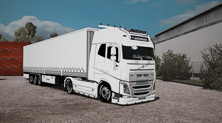Photo of ETS2 – Volvo FH540 Kamyon Modu (1.37)