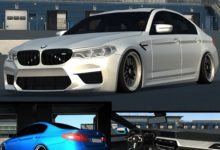 Photo of LFS – BMW F90 M5 Araba Modu