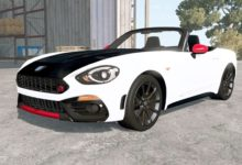 Photo of BeamNG – Abarth 124 Spider (348) 2016 Model Araba Modu