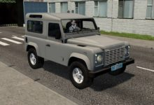 Photo of CCD 1.5.9 – Land Rover Defender 90 2011 Model
