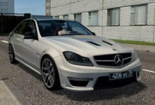 Photo of CCD 1.5.9 – Mercedes-Benz C63 AMG W204 Araba Modu