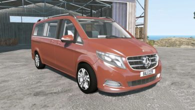 Photo of BeamNG – Mercedes-Benz Vito (W447) 2015 Model Araba Modu