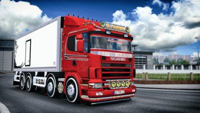 Photo of ETS2 – Scania 124G 360 Thermo (1.37)