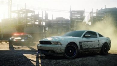Photo of NFS Most Wanted – 2012 Ford Mustang Boss 302