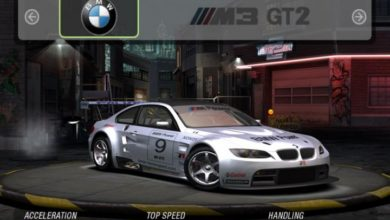Photo of BMW M3 GT2 2009 Model (UG 2)
