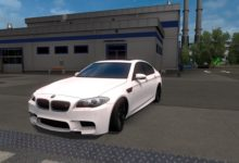 Photo of ETS2 – BMW M5 F10 Araba Modu