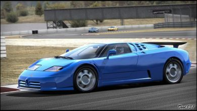 Photo of Bugatti EB110 SS 92 (Shift)