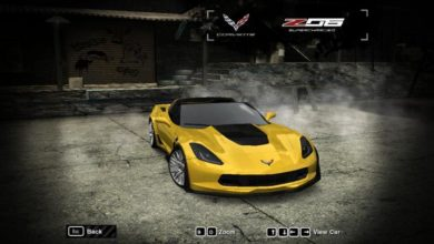 Photo of Chevrolet Corvette (MW)