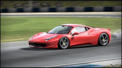 Photo of Ferrari 458 Italia 10 (Shift)