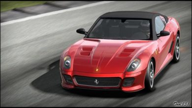 Photo of Ferrari 599 GTO (Shift)