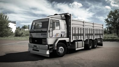 Photo of ETS2 – Ford Cargo 2520 Kamyon Modu